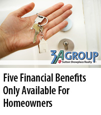5 financial benefits on